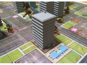 Apartment Building (Monsterpocalypse)