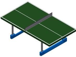 Tischtennisplatte-table tennis plate