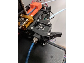 Ambidextrous Voron Flexible Extruder