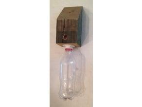Carpenter Bee Trap Screw Bottle Flange