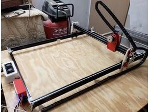 """Elek's Laser rebuild 1000mmx700mm (36""""x25"""" work area)"""