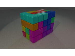 Pentomino - пентомино (archaic vesion of tetris)