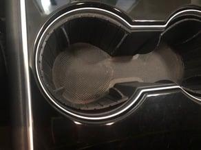 Tesla Model 3 Cup Holder Insert