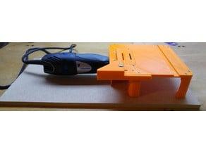 Mini Portable Table Saw for Dremel