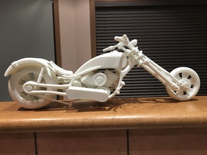 Motorbike fun design PART 5