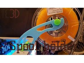 Spool holder for Dreamer