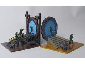 Stargate Bookends