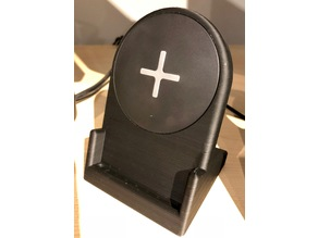 IKEA RÄLLEN wireless charger stand for iPhone