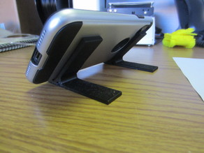 Phone Stand - Simple Landscape