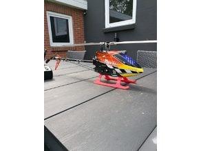 Trex 450 PRO DFC Landing Gear