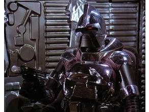 Cylon Centurion Blaster Pistol; Battlestar Galactica