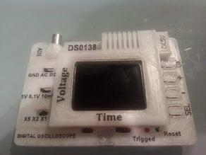 DSO138 Digital oscilloscope front case