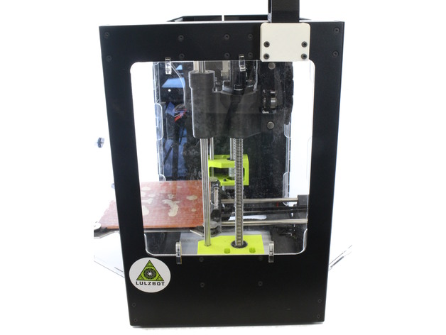 Add-on Enclosure for Lulzbot Mini 3D Printer