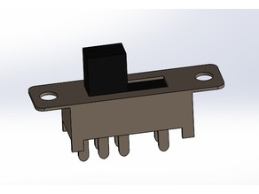 SS23E04 double toggle switch model