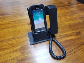 Cell Phone/Desk Phone - Hybrid