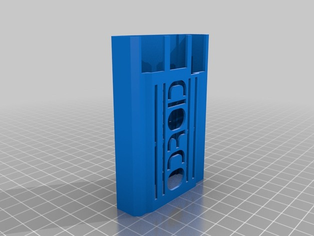 Sleeve Case for ODROID C2/C1+ by DreadPirateMike - Thingiverse