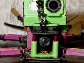 HS1177 camera mount for ZMR250