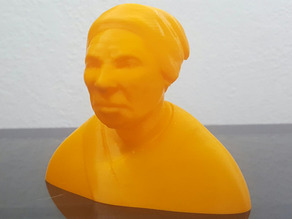 Bust of Harriet Tubman