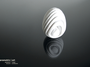 parametric | art :: generative easter egg