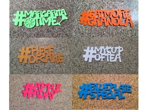 Foodie Hashtags