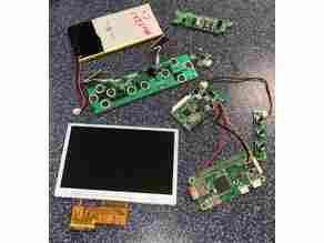GameBoy Advance SP XL