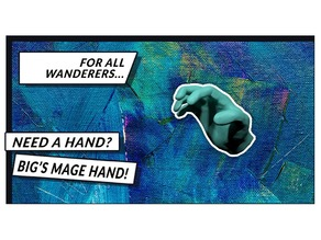 Big's Mage Hand