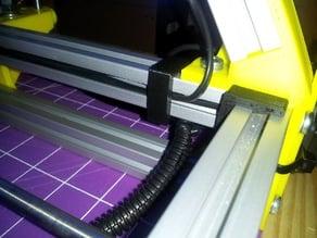 -MendelMax 80-20 Cable Tight Clip