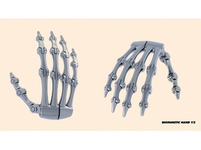 Biomimetic Hand V2