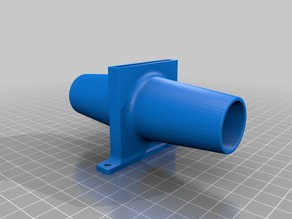28-35mm Blastgate (Dust extraction)