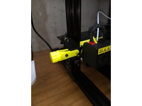Chiron X-Axis Tensioner