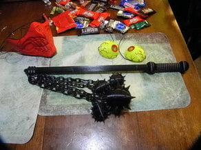 Halloween master mace