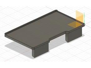 Adafruit NeoTrellis M4 case stand