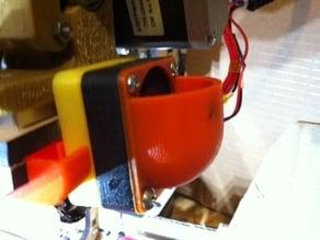 MakerFarm Prusa i3 Magma cooling system remix