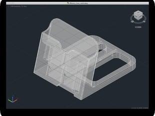 Elegant iPhone 5 Desk Dock