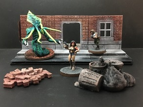 Urban Detritus (28mm/Heroic scale)