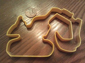 Excavator - Cookie Cutter