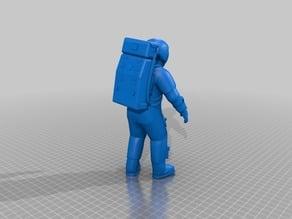 3DBear Mars Environmental suit - an Apollo Astronaut remix