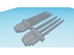 Warrior Claws