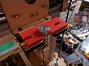 Magma HotEnd Mounting Block