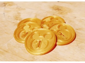 Disney Coin (Mickey)