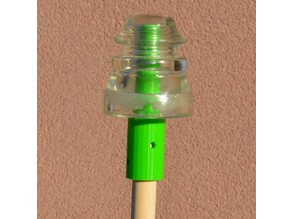 Insulator on a Stick