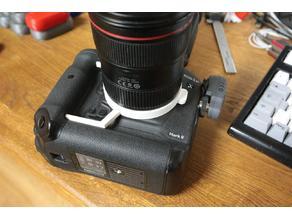 Canon EOS lens theft protector