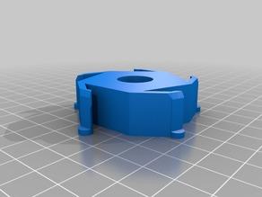 Fillamentum Extrafill - Prusa  Spool Hub Adapter