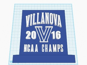 Villanova 2016 NCAA Champs