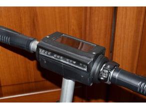 Headlight cap for Kugoo / Linbol / Micar / Zaxboard e-scooters