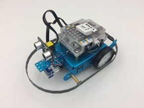 mBot Robot Bumper