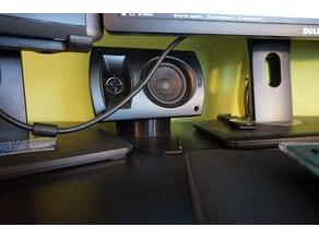 Klipsch ProMedia horizontal speaker stands