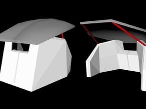 REAL WORLD APPLICATION - Home Defense - Concrete Foxhole v3