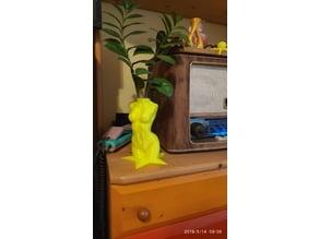 Woman_Body Vase