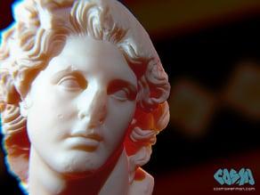 Alexander as Helios